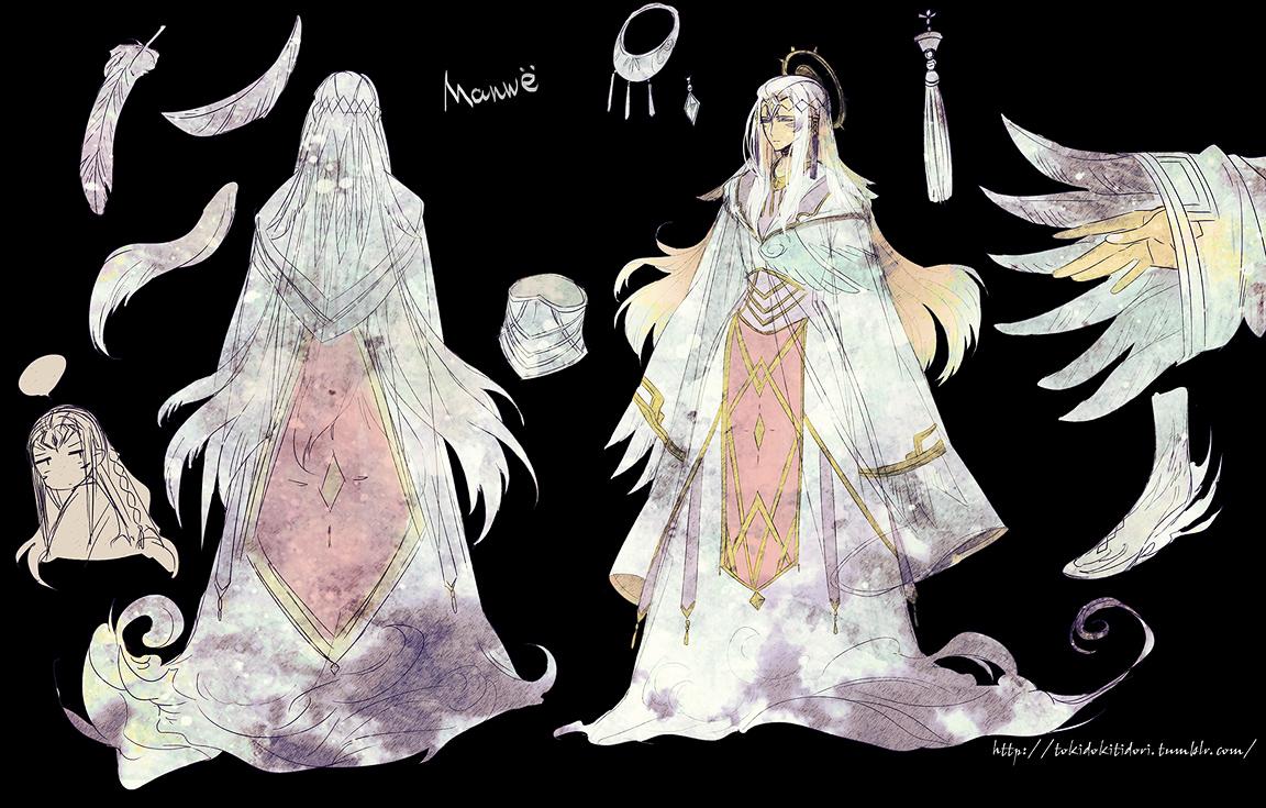 Manwë - The Lord of the Rings - Zerochan Anime Image Board Manwe