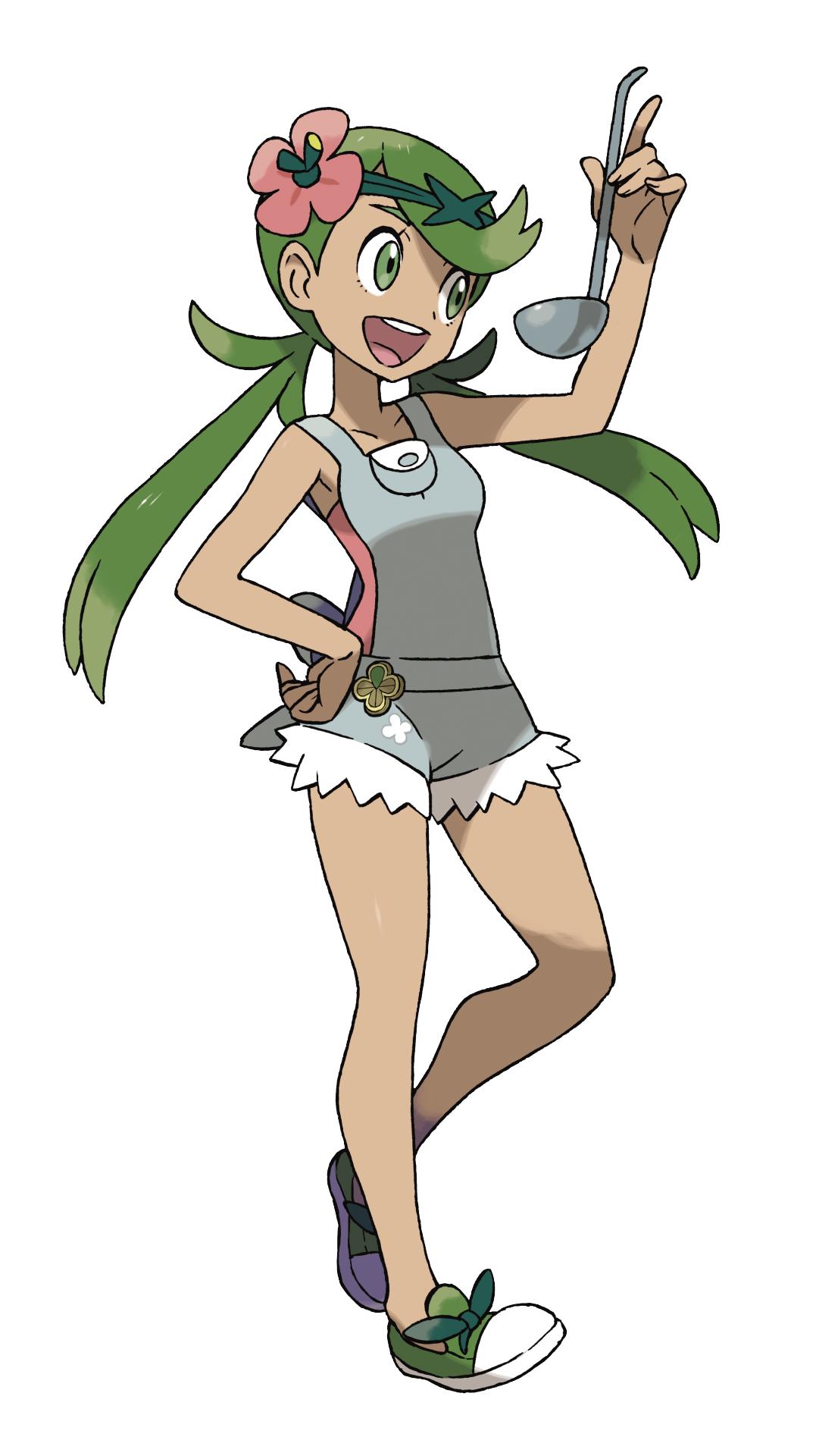 Mao (Pokémon) - Pokémon Sun & Moon - Zerochan Anime Image ...
