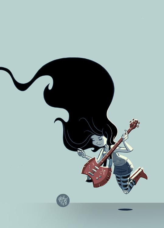 Marceline Abadeer Adventure Time Zerochan Anime Image