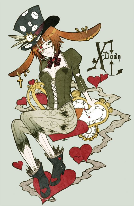 March Hare (X-down) - Zerochan Anime Image Board