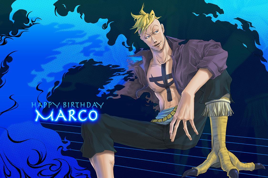 Marco One Piece Zerochan Anime Image Board