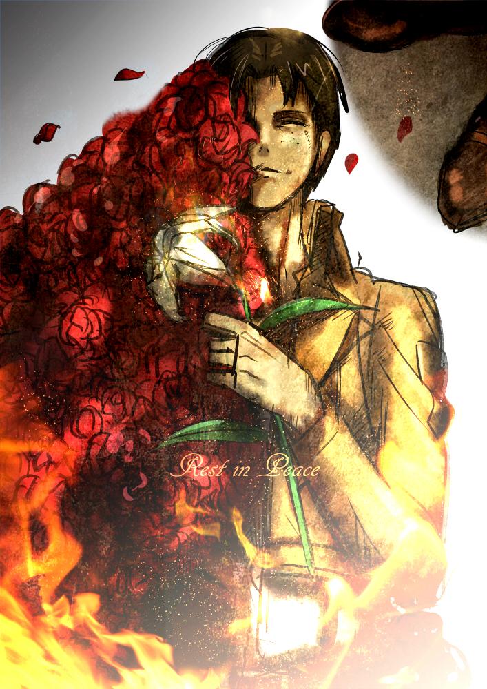 Marco Bodt - Attack on Titan - Zerochan Anime Image Board