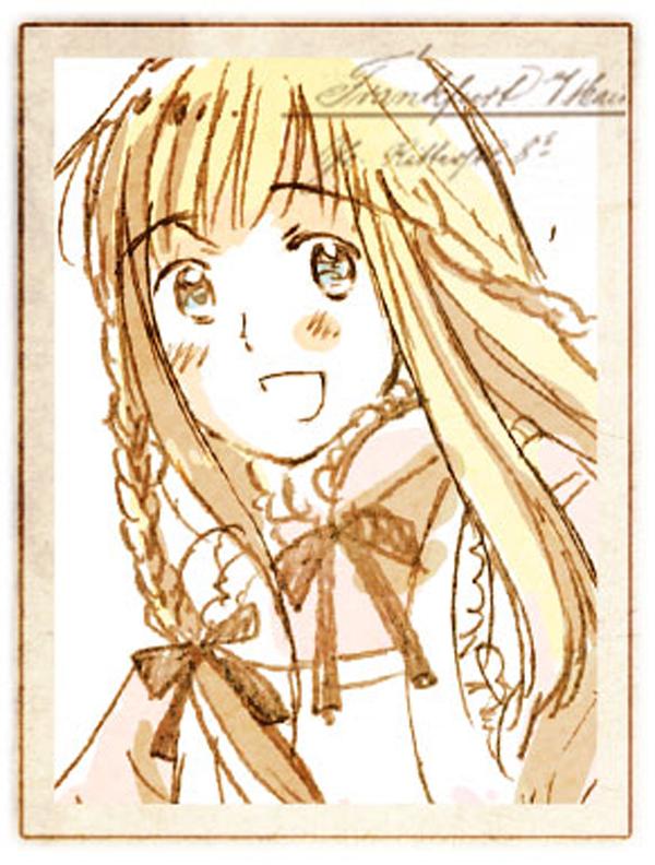 Tags: Anime, Himaruya Hidekaz, Chibisan Date, Margaret Baker