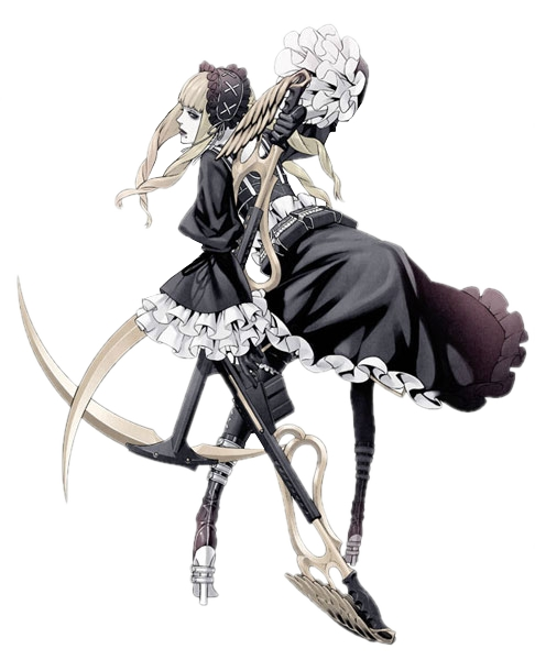 Tags: Anime, No More Heroes, Margaret Moonlight, Official Art