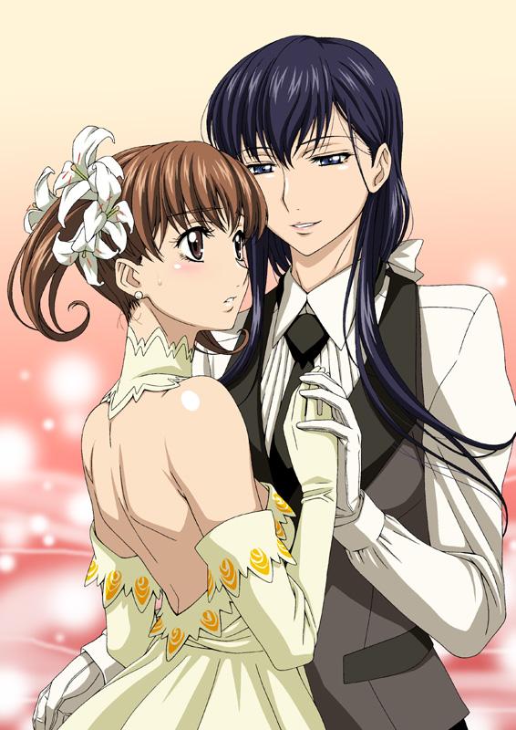Ogasawara Sachiko Maria Sama Ga Miteru Zerochan Anime Image Board