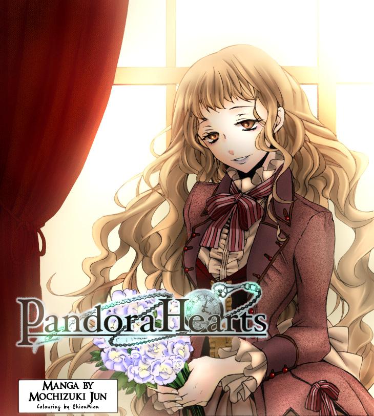 Marie (Pandora Hearts) - Zerochan Anime Image Board