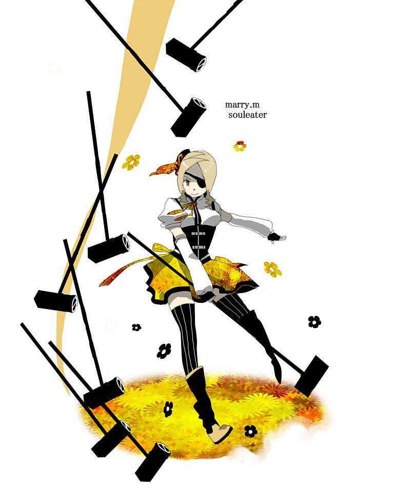 Marie Mjolnir Soul Eater Image 796652 Zerochan Anime Image