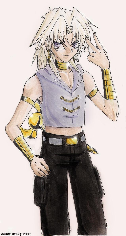 Tags: Anime, Studio Gallop, Yu-Gi-Oh!, Yu-Gi-Oh! Duel Monsters, Marik Ishtar
