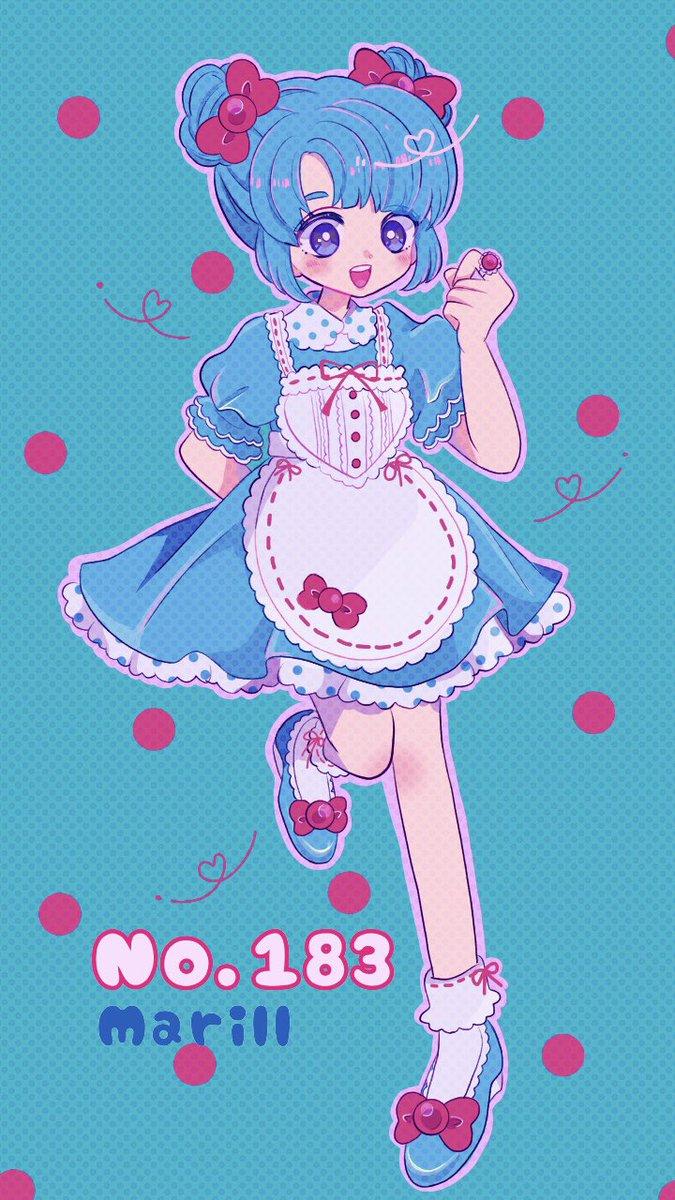 Tags: Anime, Pixiv Id 24424167, Pokémon, Marill