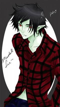 Marshall Lee the Vampire King
