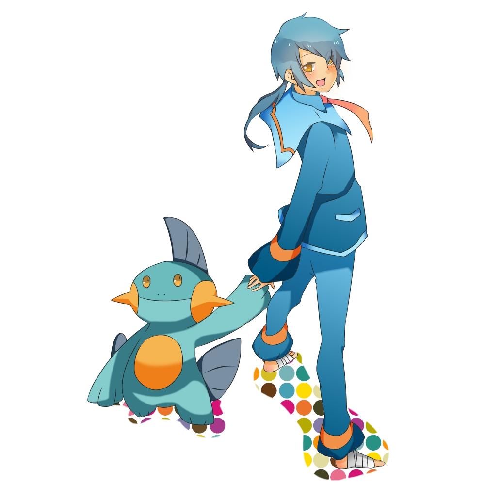 Marshtomp - Pokémon - Image #1028228 - Zerochan Anime ...