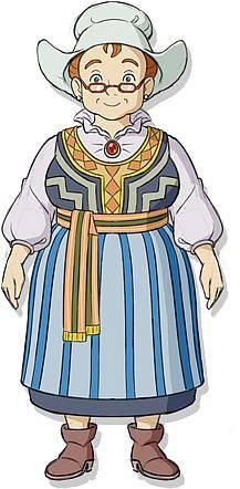 Martha (Ni no Kuni II)
