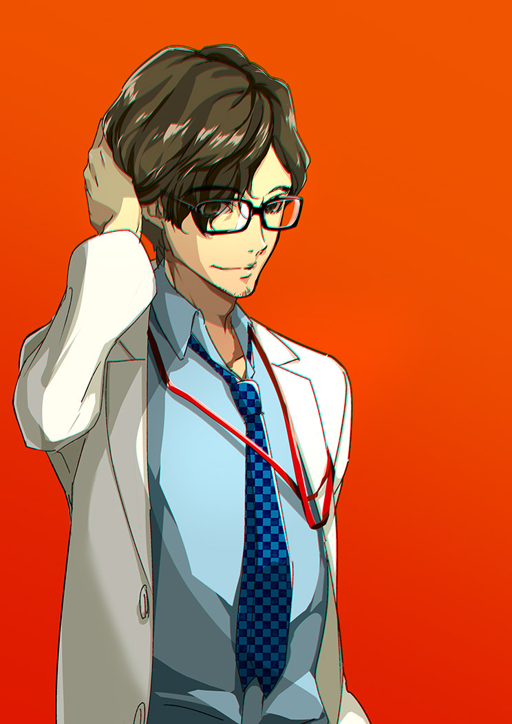 Maruki Takuto Persona 5 The Royal Image 2560177 Zerochan Anime Image Board
