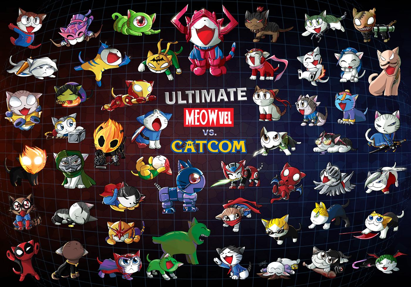 Marvel Vs Capcom Zerochan Anime Image Board
