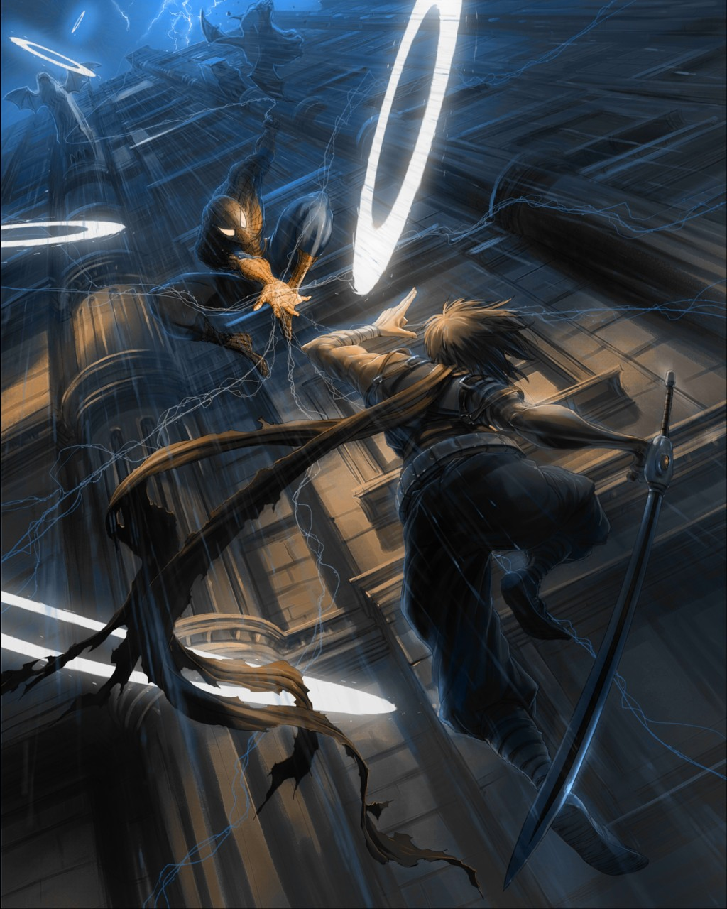 Strider Spider Images - Reverse Search