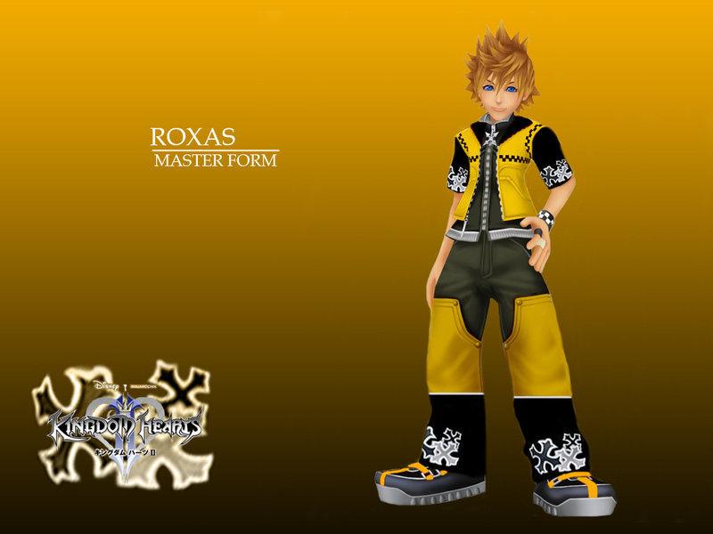 Master Form Nobody - Roxas - Image #815983 - Zerochan Anime Image ...
