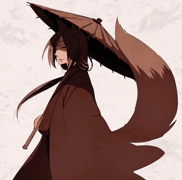 Tags: Anime, Pixiv Id 321716, Natsume Yuujinchou, Matoba Seiji, Pixiv, Fanart