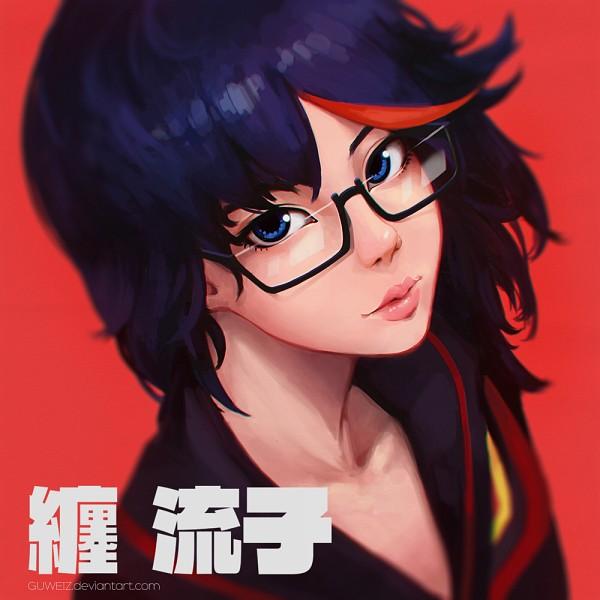 http://s1.zerochan.net/Matoi.Ryuuko.600.1855140.jpg