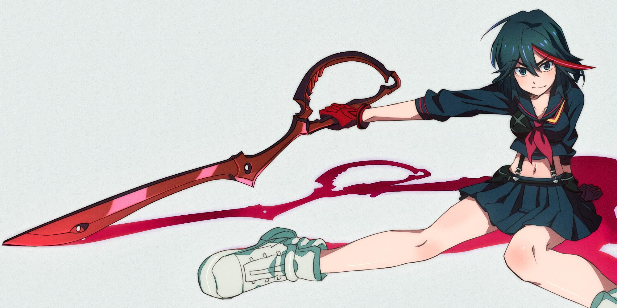 Kill La Kill Wallpaper Zerochan Anime Image Board