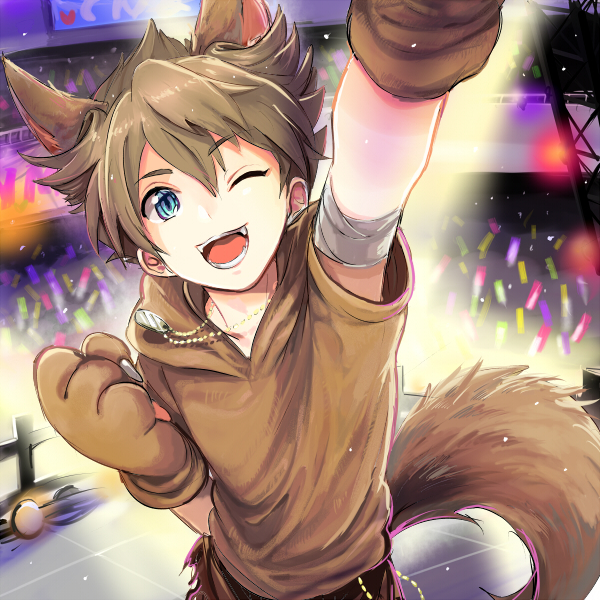Tags: Anime, Mitu(K)O, Inazuma Eleven GO, Matsukaze Tenma, Pixiv, Fanart, Fanart From Pixiv