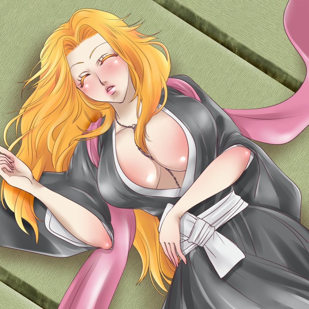 Sex Boob Pussy Matsumoto Bleach