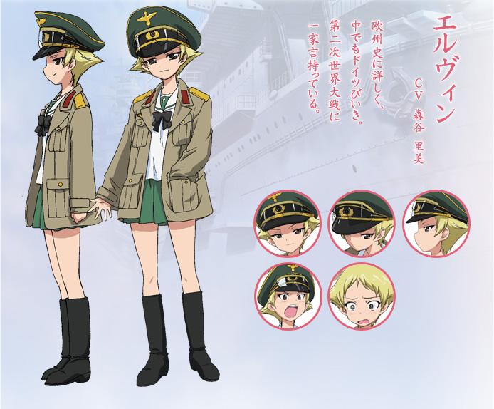 Matsumoto Riko - GIRLS und PANZER - Image #1249852
