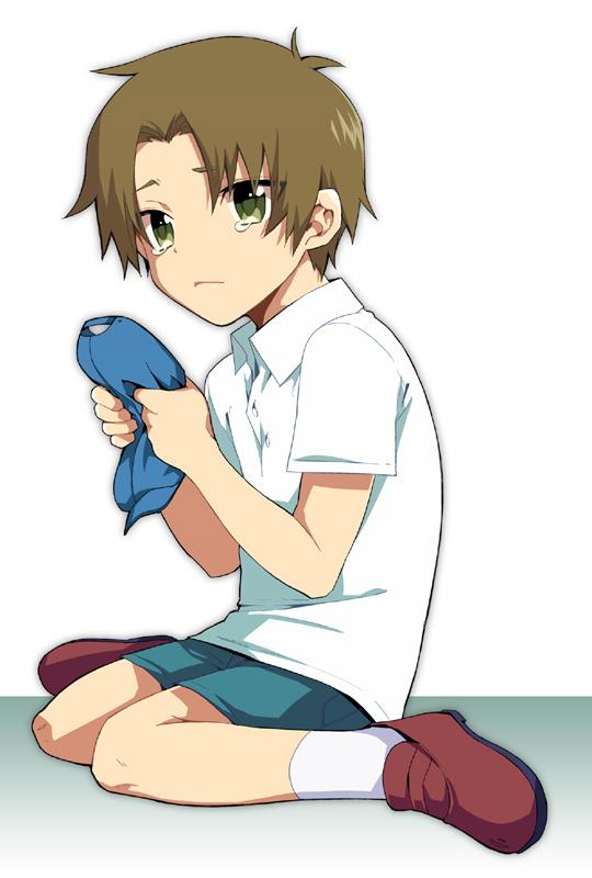 Tags: Anime, Mitsuru (32RM), Ano Hi Mita Hana no Namae o Bokutachi wa Mada Shiranai., Matsuyuki Atsumu, Mobile Wallpaper