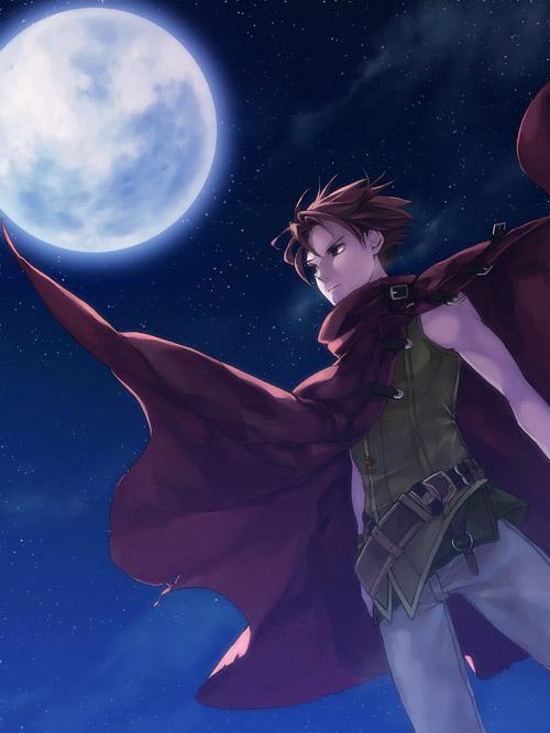 Tags: Anime, Kaito (Artist), Fire Emblem: Rekka no Ken, Matthew (Fire Emblem)