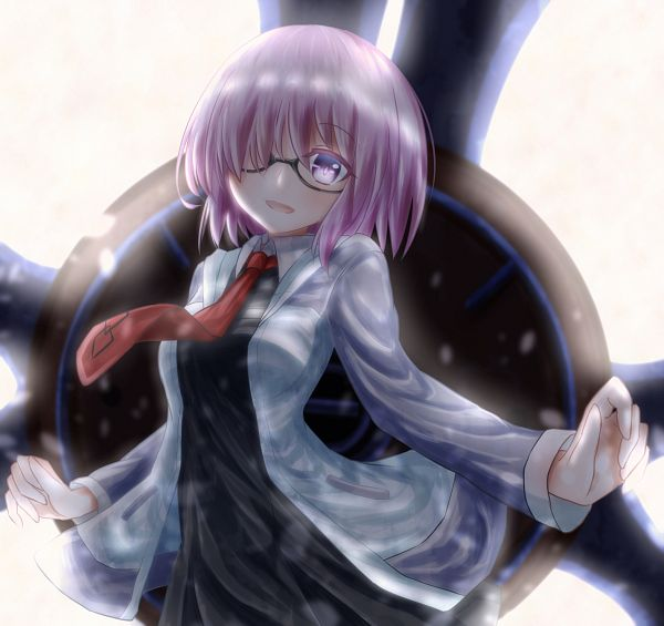 Tags: Anime, Pixiv Id 8648066, Fate/Grand Order, Shielder (Fate/Grand Order), Matthew Kyrielite