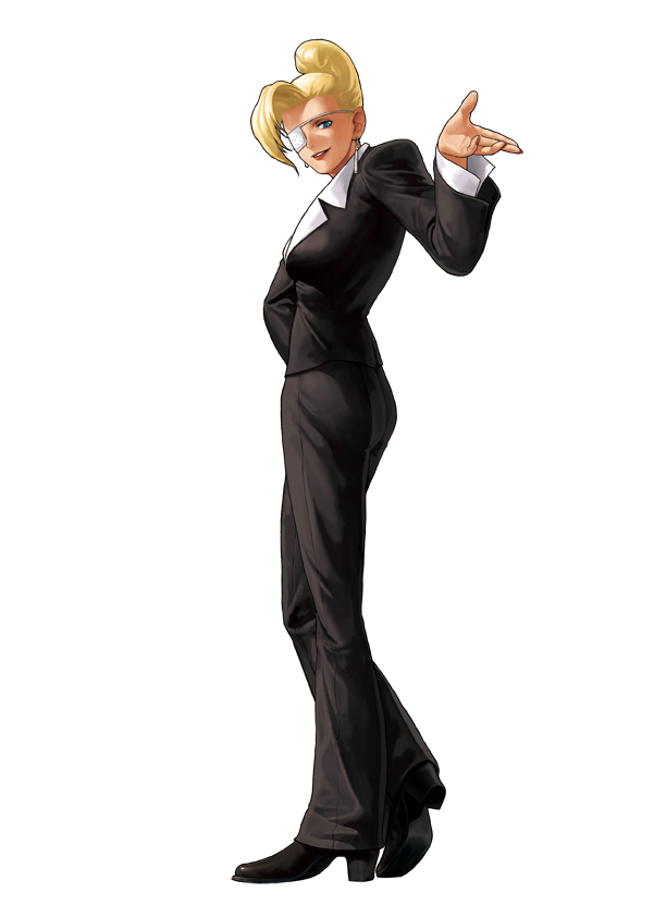 Tags: Anime, SNK, The King of Fighters, Mature (King of Fighters), Official Art