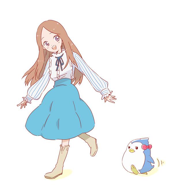 Tags: Anime, Moha, Mawaru Penguindrum, Penguin No.3, Takakura Himari