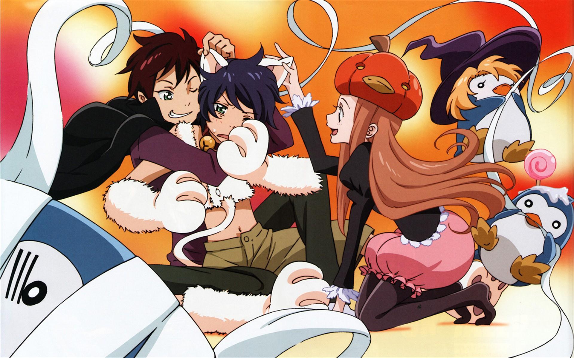 Kết quả hình ảnh cho Mawaru Penguindrum anime