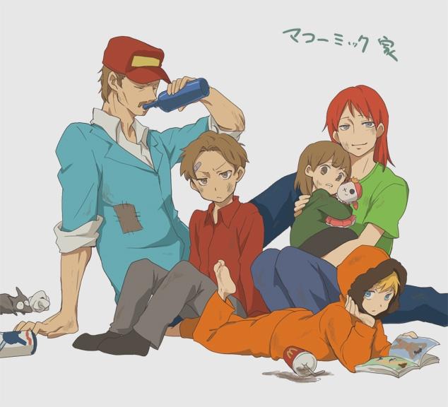 Mccormick Family South Park Image 1014262 Zerochan