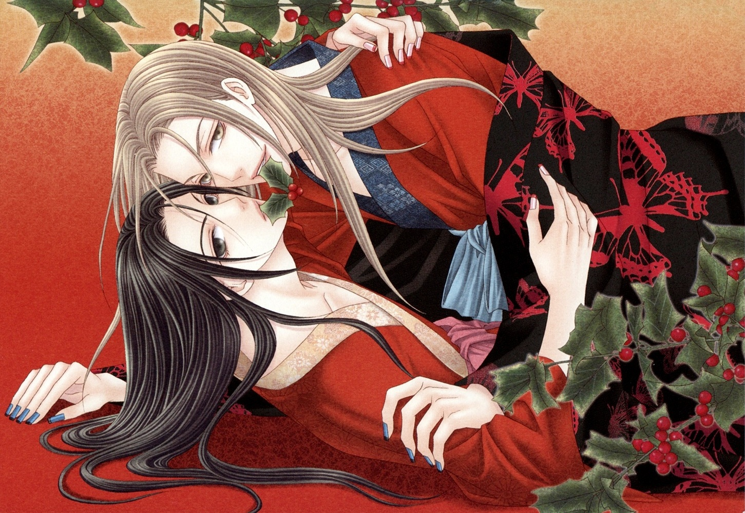 Kimono Boys Manga Itsuki Kaname Zerochan Anime Image