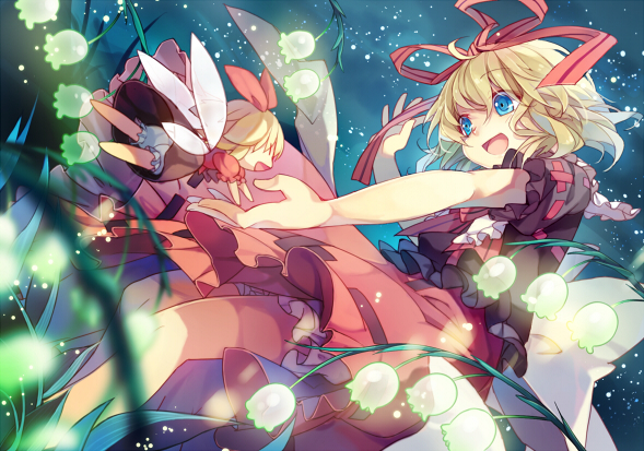Tags: Anime, Hime03, Touhou, Su-san, Medicine Melancholy, Pixiv, Requested Upload