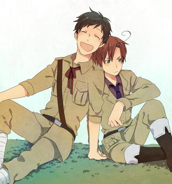 Tags: Anime, Zukki, Axis Powers: Hetalia, Spain, South Italy, Mediterranean Countries