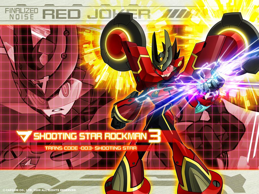 Rockman Star Force Dragon by SamusZane ...