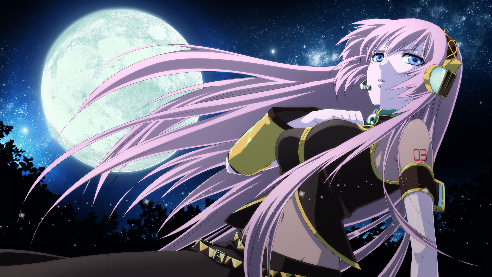 Vocaloid Wallpaper Megurine Luka HD for PC