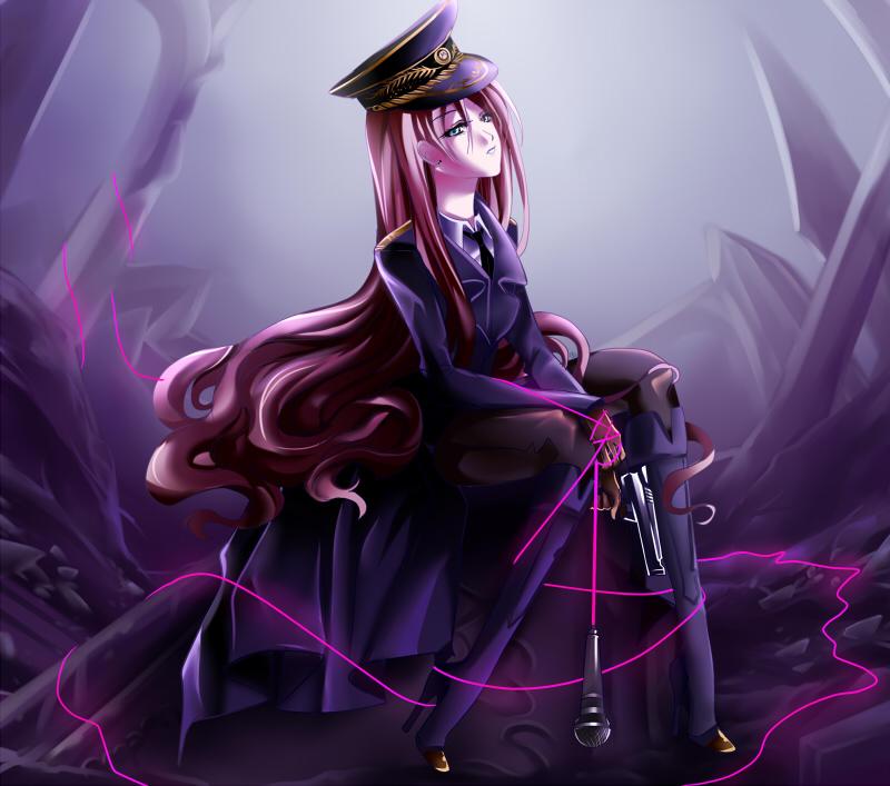 Megurine Luka - VOCALOID - Image #350923 - Zerochan Anime ...