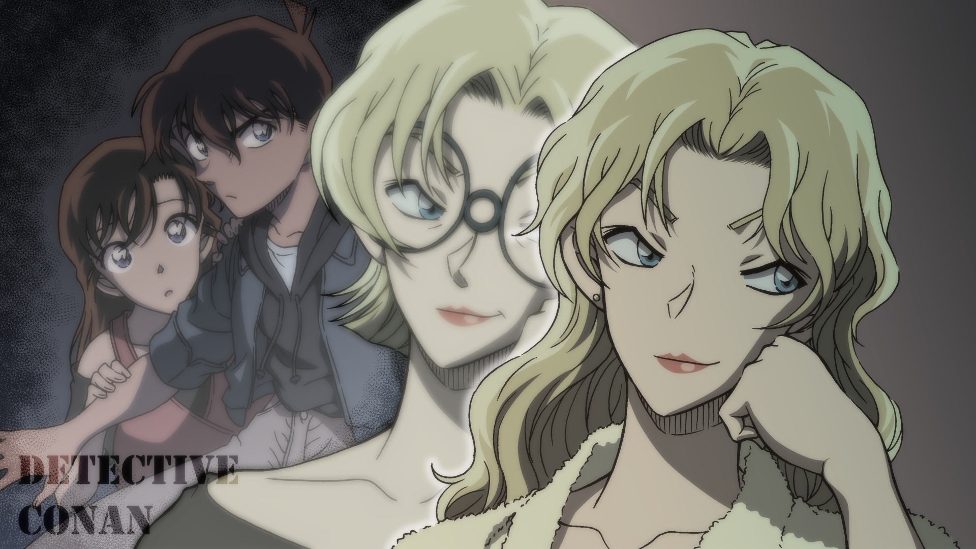 Meitantei Conan (Detective Conan) - Aoyama Goushou - HD ...