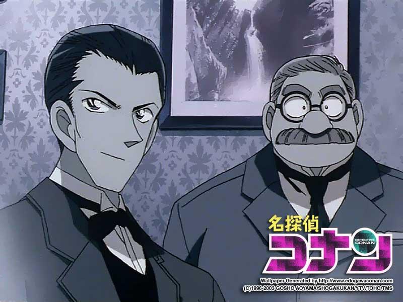 Detective Conan · download Meitantei Conan image · Agasa Hiroshi