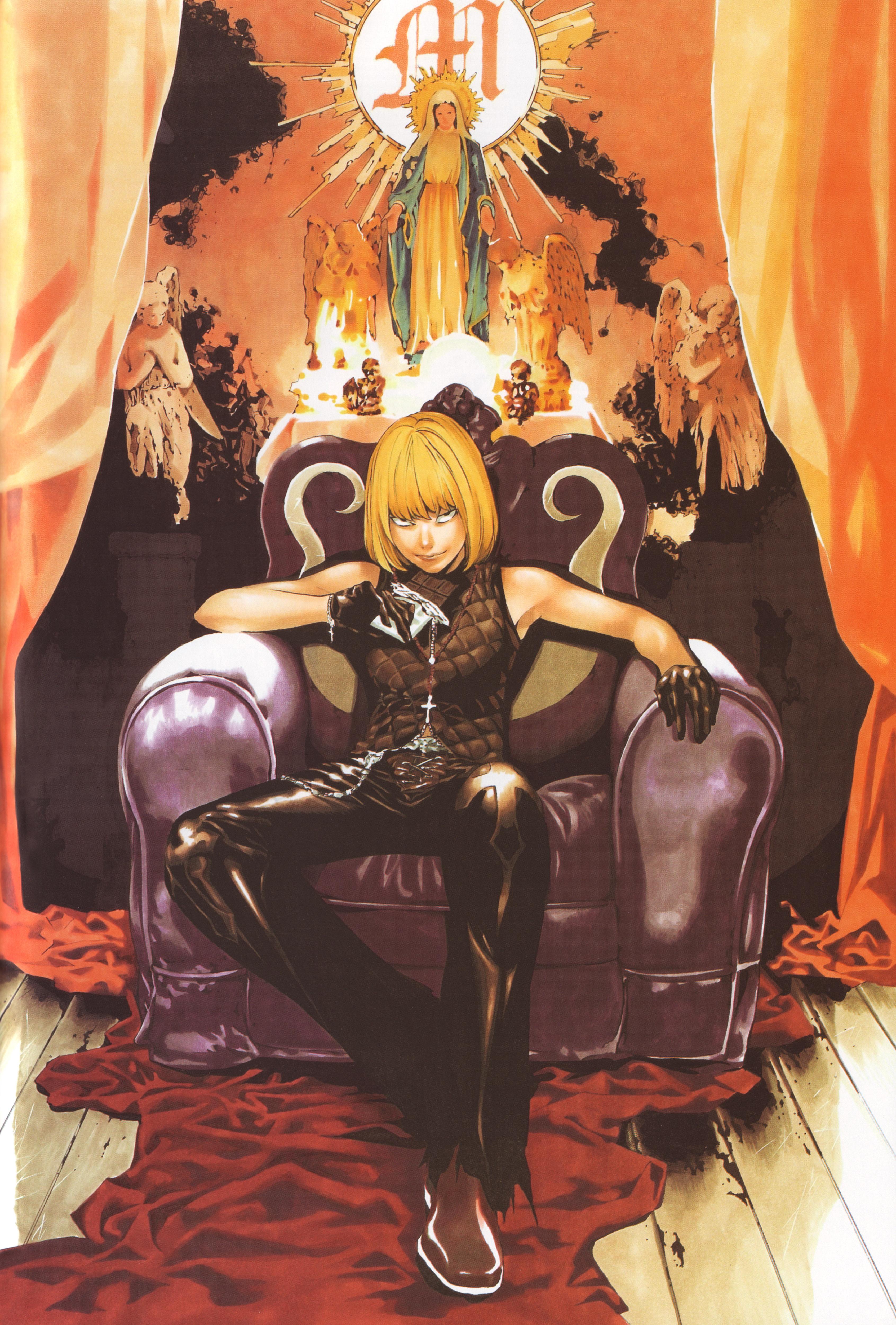 Mello Death Note Zerochan Anime Image Board