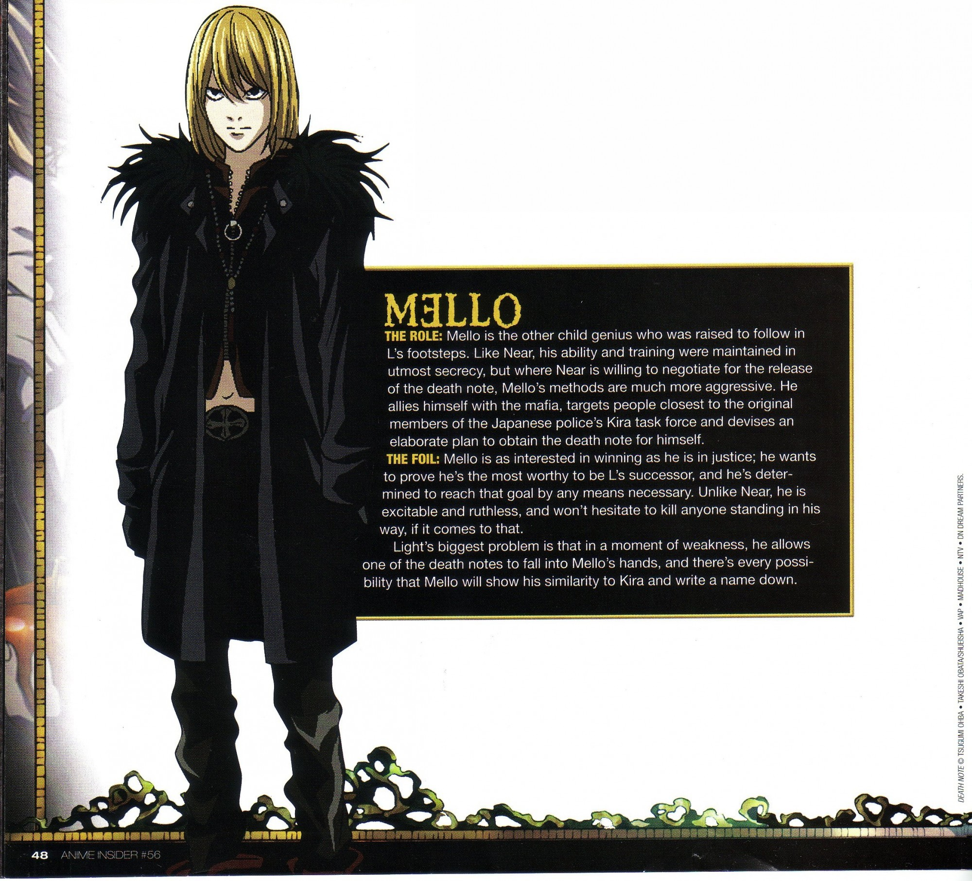Mello - DEATH NOTE - Image #1672 - Zerochan Anime Image Board