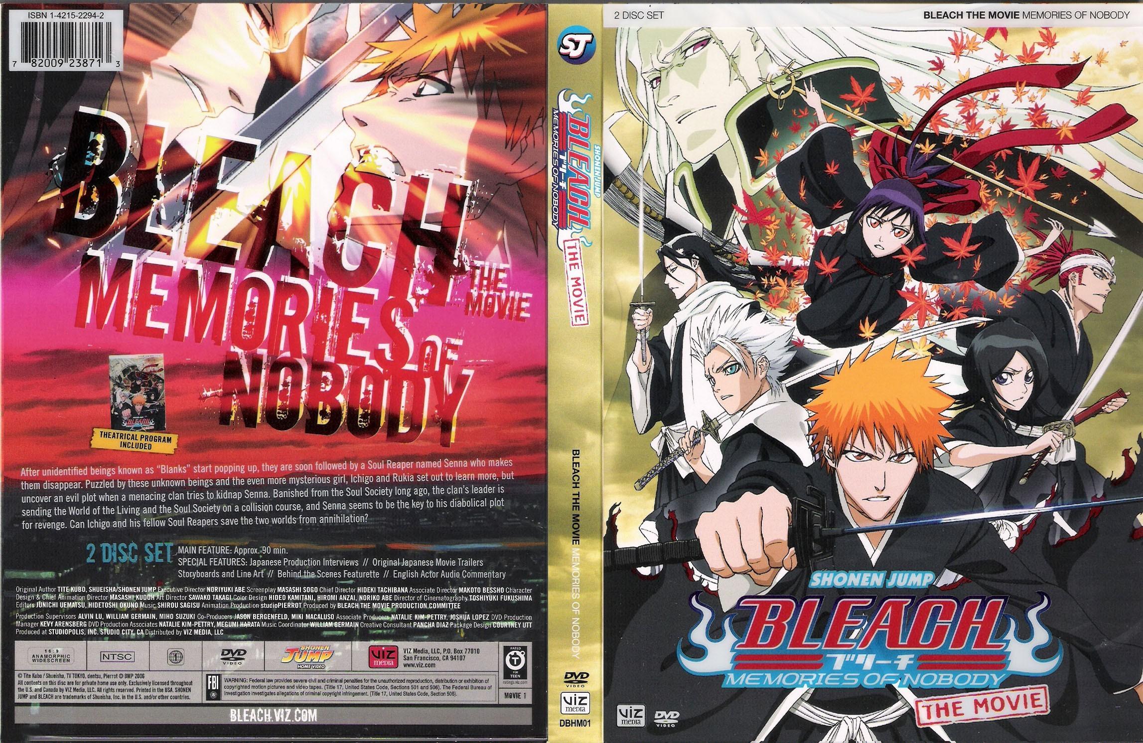 memories of nobody bleach zerochan anime image board