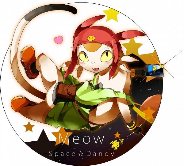 Meow (Space☆Dandy)/#1657422 - Zerochan