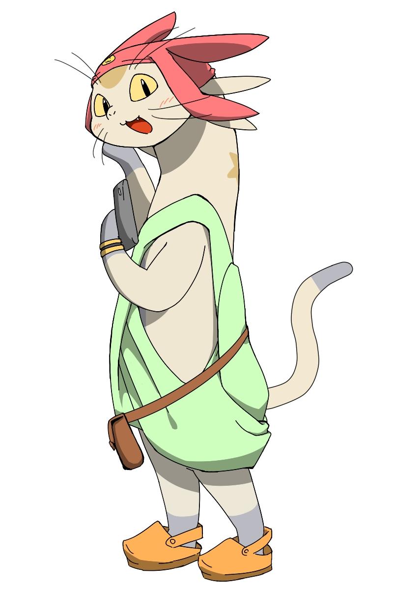 Meow (Space☆Dandy) Image #1657416 - Zerochan Anime Image Board