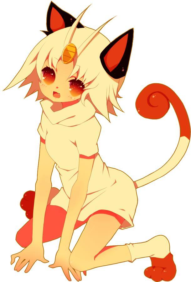 Tags: Anime, Pikiru, Pokémon, Meowth, deviantART, Mobile Wallpaper