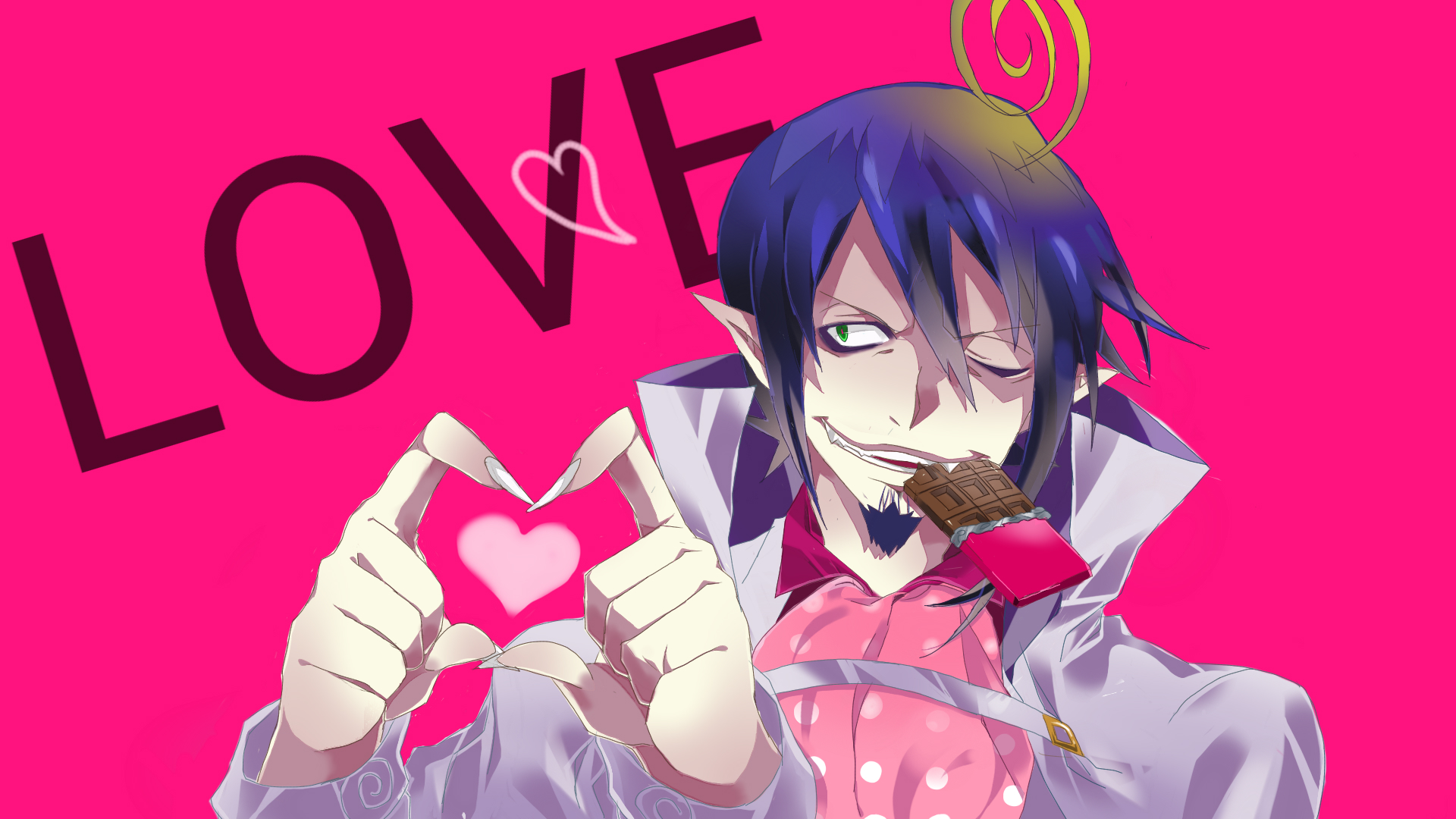 Tags Anime 1055 Artist Ao No Exorcist Mephisto Pheles