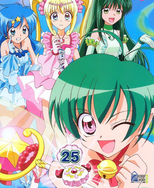 Tags: Anime, Fairy, Mermaid Melody Pichi Pichi Pitch, Nanami Lucia, Houshou Hanon, Touin Rina, Alala
