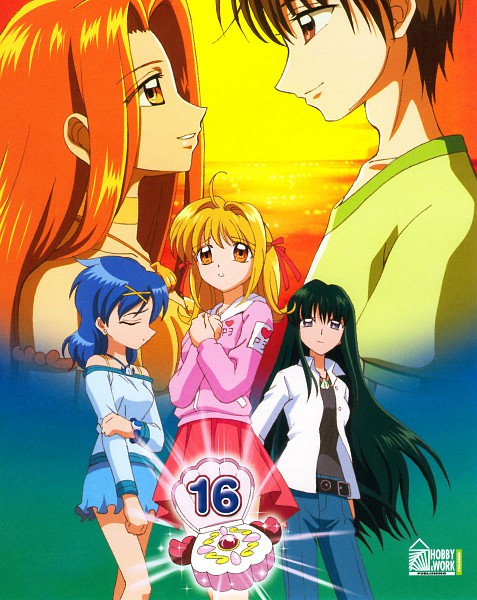 Tags: Anime, Sad, Mermaid Melody Pichi Pichi Pitch, Nanami Lucia, Houshou Hanon, Touin Rina, Sara (Mermaid Melody)